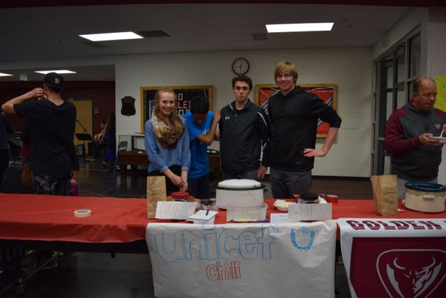 Unicef Club makes a great chili